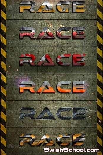 ستايل سباق السيارات , ستايلات فوتوشوب , ستايلات 2013
