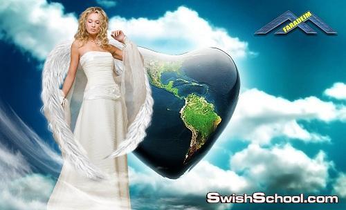 قوالب ملفات مفتوحه عريس وعروسه وفساتين زفاف روابط جديده مديا فير ( الجزء الثاني )