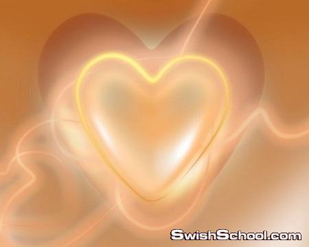 30خلفيه فديو قلوب لمقدمات الافراح Video motion  Wedding heart