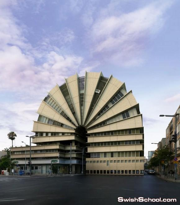 مجموعة رسومات معمارية رائعة للفنان فيكتور إنريش