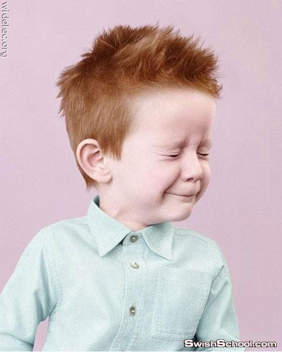 بورتريهات رائعة للأطفال