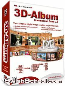 3d-album Commercial Suite برنامج بنسخه خفيفه ومن غير مشاكل في التسطيب
