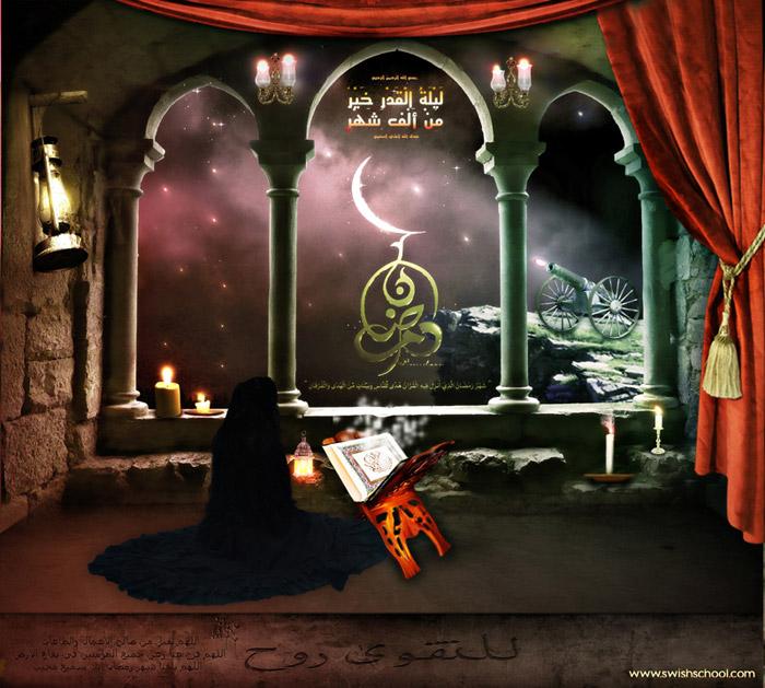 التصويت على مسابقه تصاميم شهر رمضان 2012