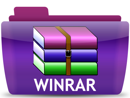 تحميل وين رار لفك وضغط الملفات المحمله من الانترنت winrar