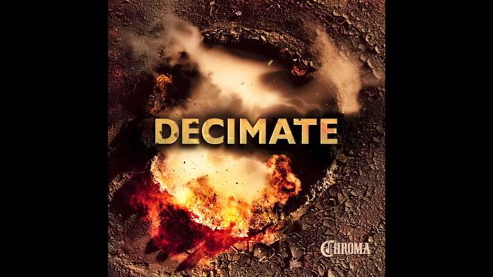 مؤثرات صوتية لبرامج المونتاج CHROMA - Decimate