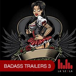 مؤثرات صوتية لبرامج المونتاج, تأثيرات صوتية Lalela Epic Trailers - Badass Trailers 3, تأثيرات صوتية جميلة