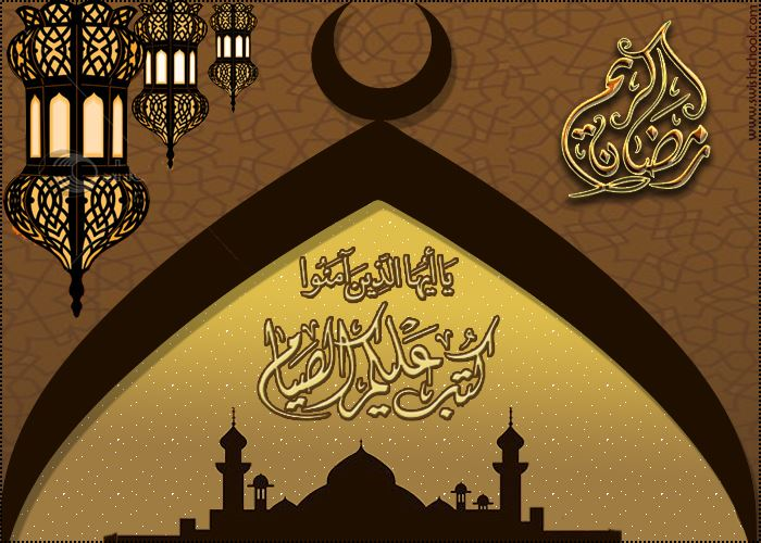 التصويت على مسابقه تصاميم شهر رمضان 2015