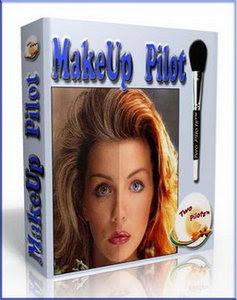 فلتر  Makeup Pilot 4.2 لعمل  المكيااج