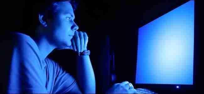 كيف تحمي عينيك من اضرار اشعة الحاسوب
