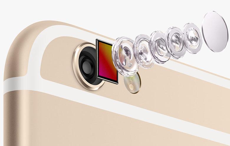تعتبر كاميرا iPhone 6S طفره في عالم الموبايل