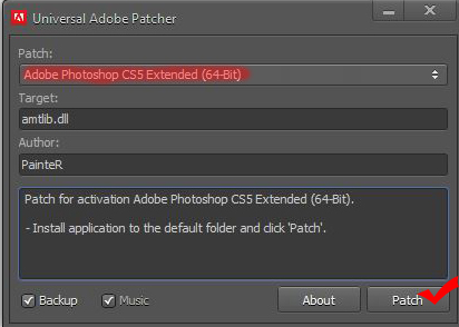 adobe photoshop cs5 extended بحقوق المنتدى