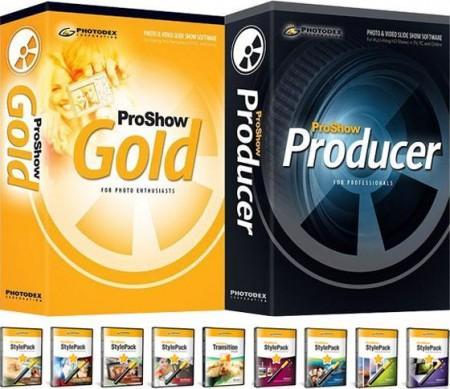 الاصدار الجديد من برنامج برو شو بروديسر بالنسختين Producer&Gold