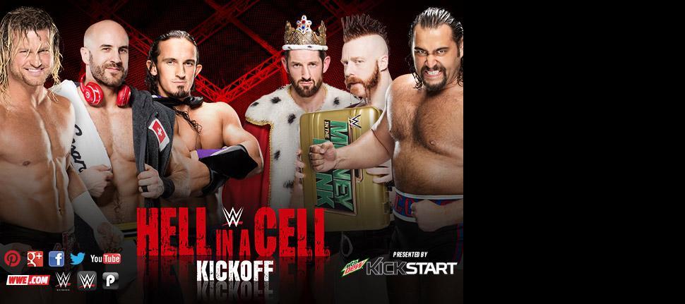 نتائج عرض المصارعة هيل ان اسيل WWE Hell in a Cell 2015