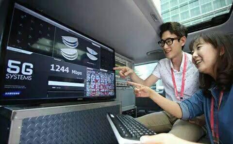 اليابان تختبر شبكات 5g بسرعة 3.6 جيجابايت فى الثانية.