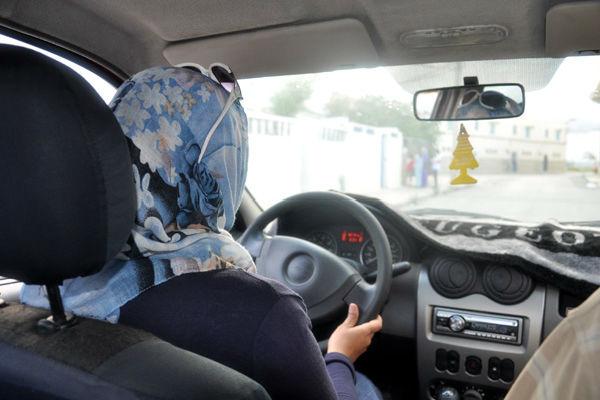 جلوس الزوج بجوار الزوجة أثناء القيادة يضاعف الضغط العصبى