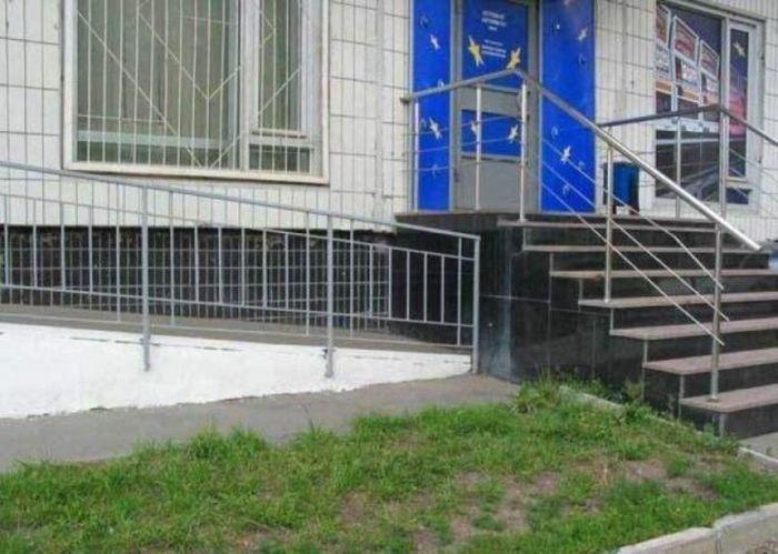 صور اخطاء هندسيه قاتله في المنازل والشوارع