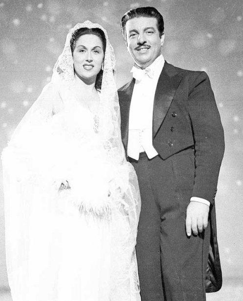 مشاهير تزوجوا رغم اختلاف الدين مع النصف الاخر