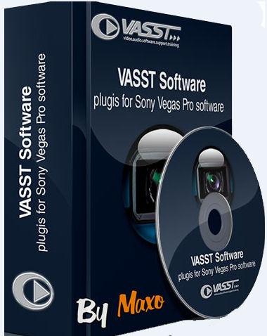 اسطوانه فلاتر سوني فيغاس Sony Vegas Pro v13 Plugin Pack