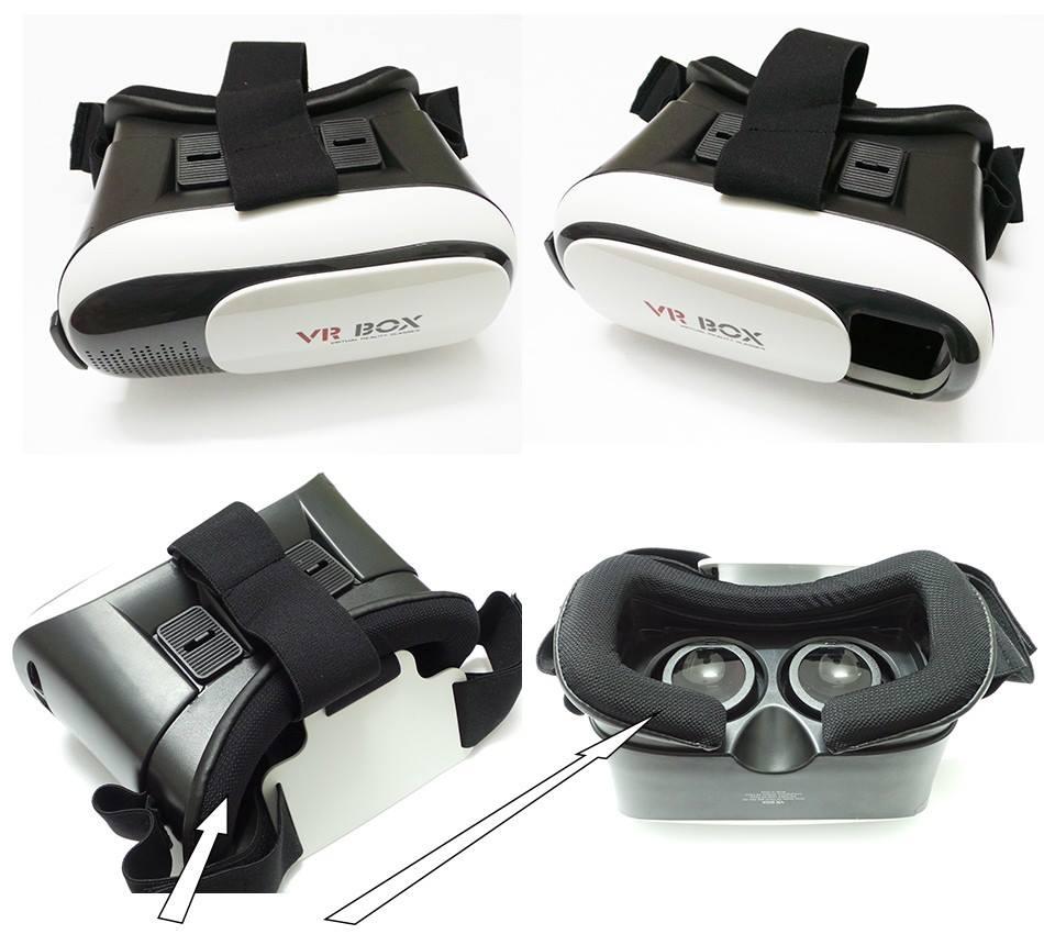 تعرف على نظاره الواقع الافتراضي للهواتف الذكيه