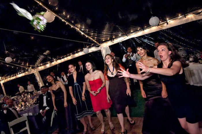 1459196222146 صور اغرب حفلات الزفاف في العالم