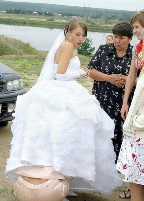 1459196222239 صور اغرب حفلات الزفاف في العالم
