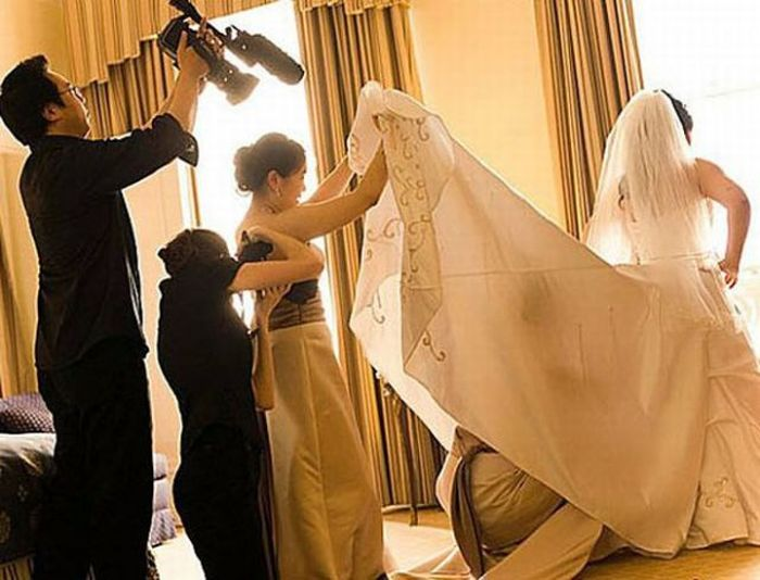 14591962223614 صور اغرب حفلات الزفاف في العالم