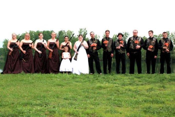 14591962225420 صور اغرب حفلات الزفاف في العالم