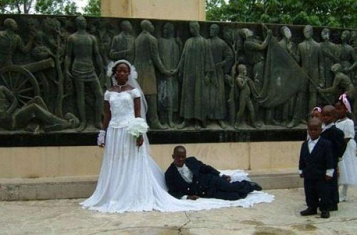1459196499993 صور اغرب حفلات الزفاف في العالم