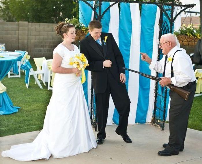 14591965002713 صور اغرب حفلات الزفاف في العالم