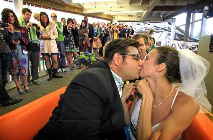 14591965003516 صور اغرب حفلات الزفاف في العالم