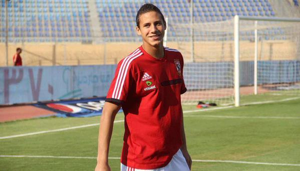 صور رمضان صبحي لاعب النادي الاهلي المصري