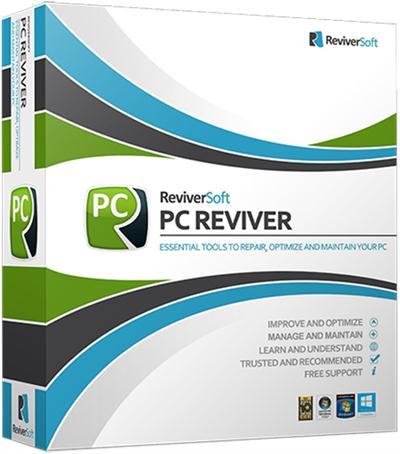 برنامج لصيانة الحاسوب, برنامج ReviverSoft PC Reviver 2.6.2.2
