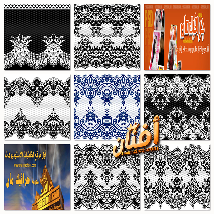ملفات فيكتور دانتل فاخر لتصاميم كروت المناسبات eps