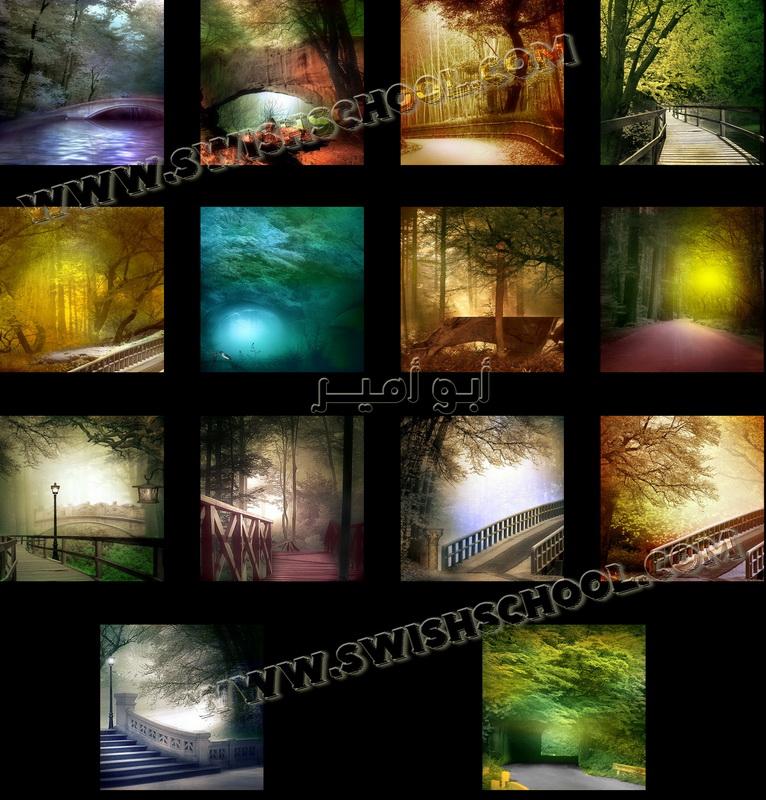 خلفيات جسور مع طبيعة, خلفيات طبيعة خلابة, صور جسور للتصميم, خلفيات للتصميم, خلفيات بألوان الاحلام, صور جميلة