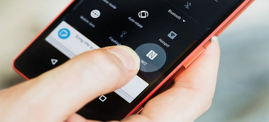 بكل هاتف ذكي خاصية عبقريه تسمى nfc ولا تستعملها