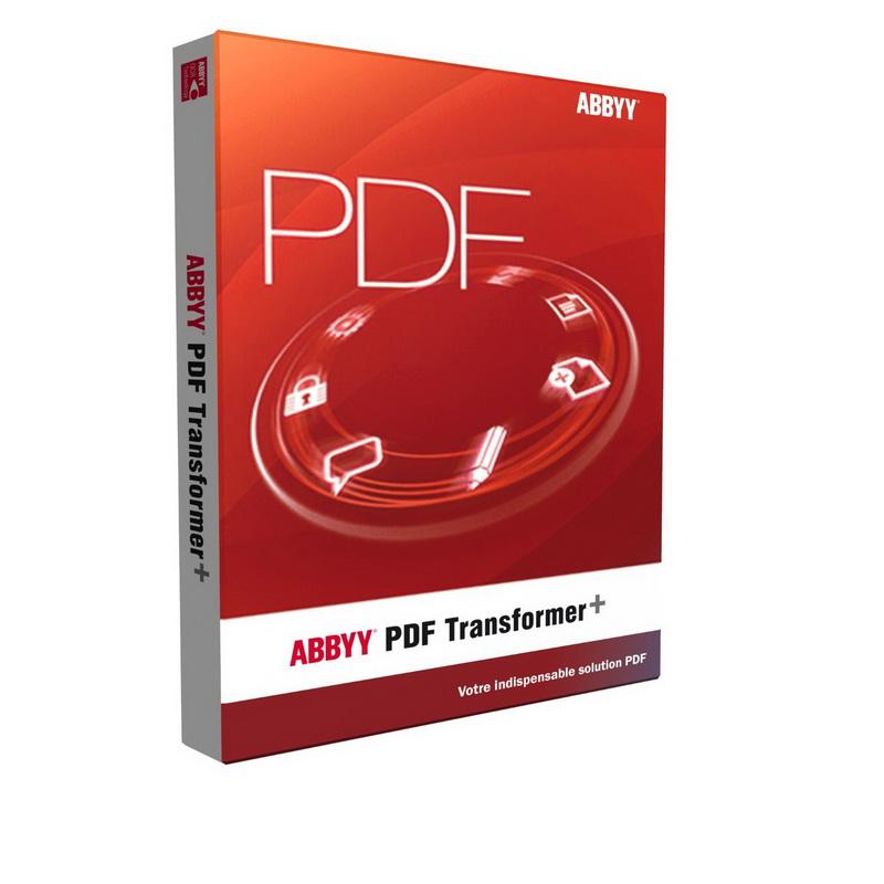 البرنامج المميز لتحرير ملفات قارئ الكتب الإلكترونية ABBYY PDF Transformer