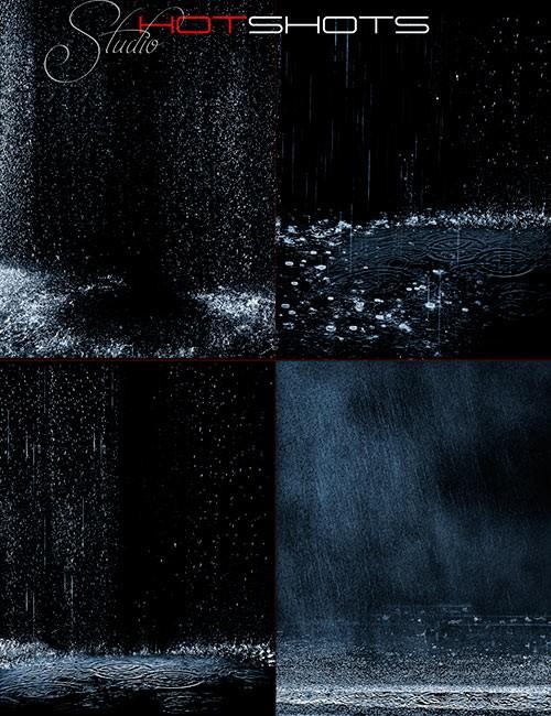 فرش امطار, فرشات هطول المطر, فرش قطرات المطر, فرش بحر