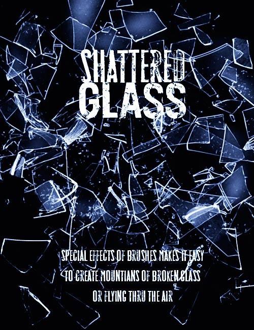 فرش زجاج, فرش فوتوشوب زجاج مكسور, فرش فوتوشوب طرطشة الزجاج, فرش زجاج مثقوب