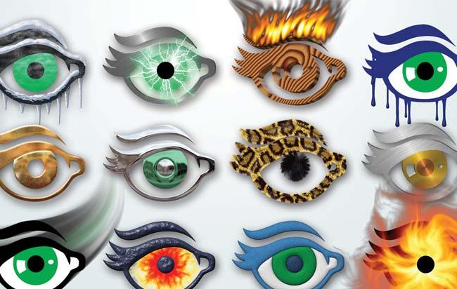 تحميل فلتر فوتوشوب اي كاندي Alien Skin Eye Candy 7.0 يعمل على الاصدارات الجديده