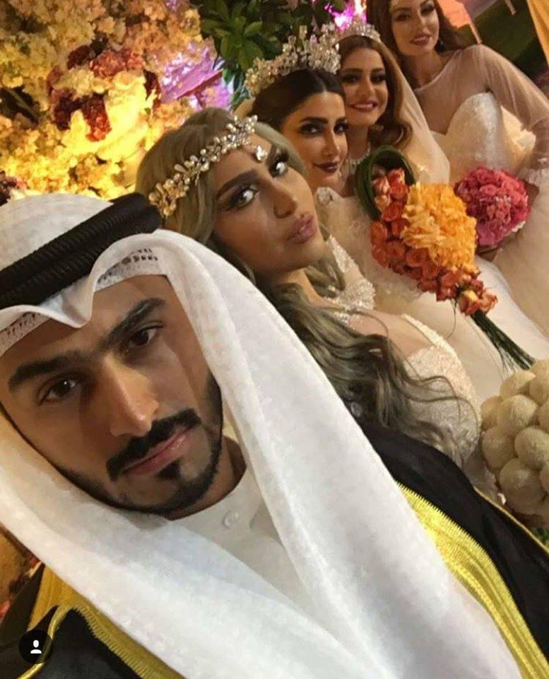 قصه الشاب الكويتي تزوج أربع نساء في ليلة واحدة