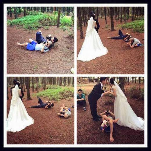 معاناة مصورين الافراح Wedding Photoshooting
