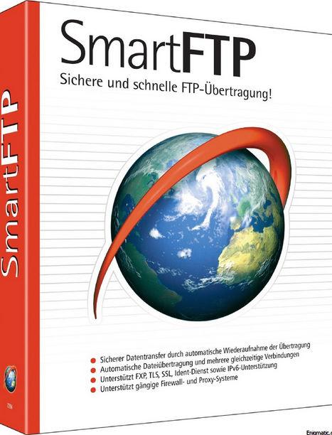 تحميل برنامج سمارت اف تي بي SmartFTP - Download