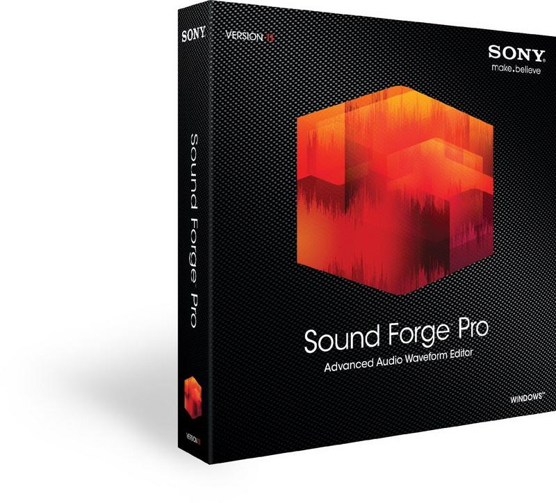 برنامج الهندسة الصوتية, برنامج تحرير ملفات الصوت, برنامج اضافة تأثيرات على الصوتيات, برنامج Sound Forge Audio