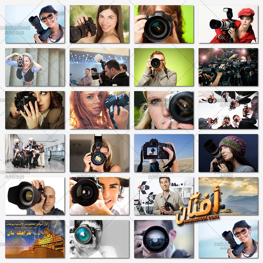 صور شباب وبنات مع كاميرا تصوير فوتوغرافي عاليه الدقه للمصورين jpg