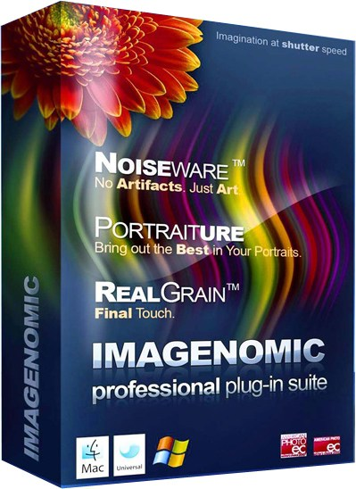 نسخة طازة من فلاتر Imagenomic Professional Plugin Suite, فلتر إزالة العيوب من البشرة, فلتر ازالة الشوائب