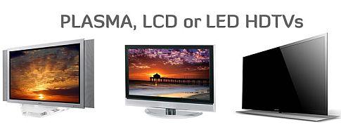 الفرق بين تلفزيون led و تلفزيون lcd