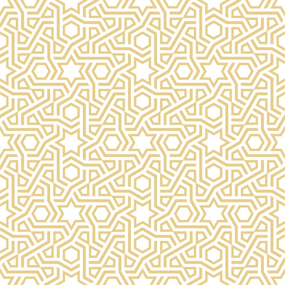 زخارف اسلامية ذهبية Png Al Ilmu 12