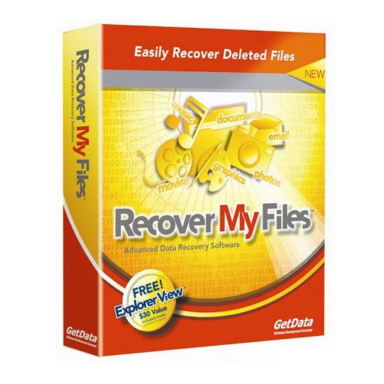 Recover My Files Pro برنامج استعادة الملفات المحذوفه بالشرح