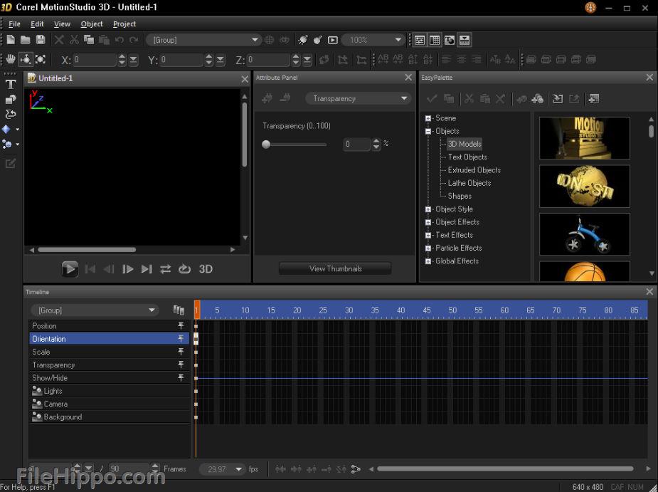ابسط برنامج لعمل مقدمات الفديو للافراح والمناسبات  3d جميل وخفيف وسهل
