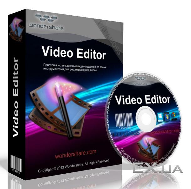 حصرياا.  اسطوانة مع شرح برنامج Wondershare Video Editor
